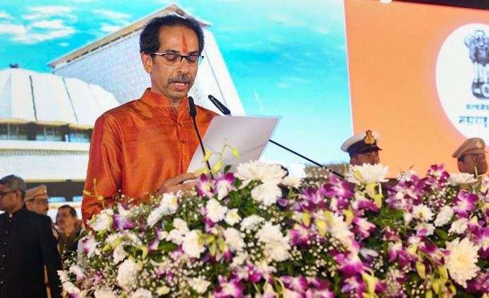 Uddhav Thackeray's first cabinet meeting: Rs. 20 crore sanctioned to conserve Shivaji's capital Raig