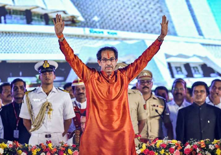 Uddhav Thackeray sworn-in as new Maharashtra CM