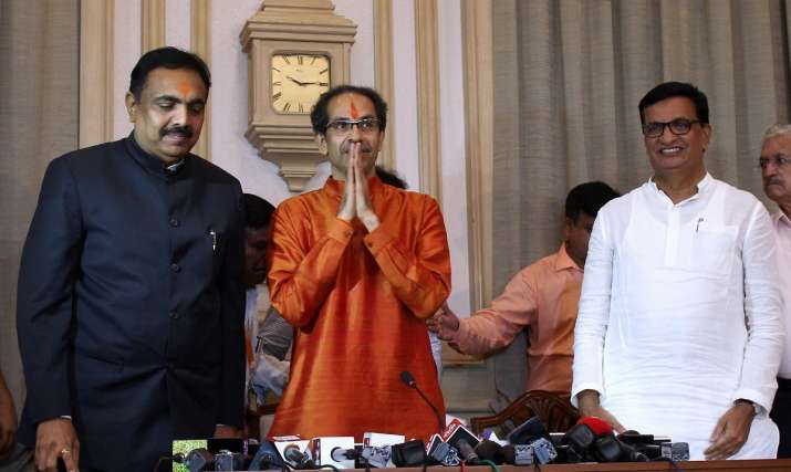 Uddhav Thackeray-led government may face floor test tomorrow