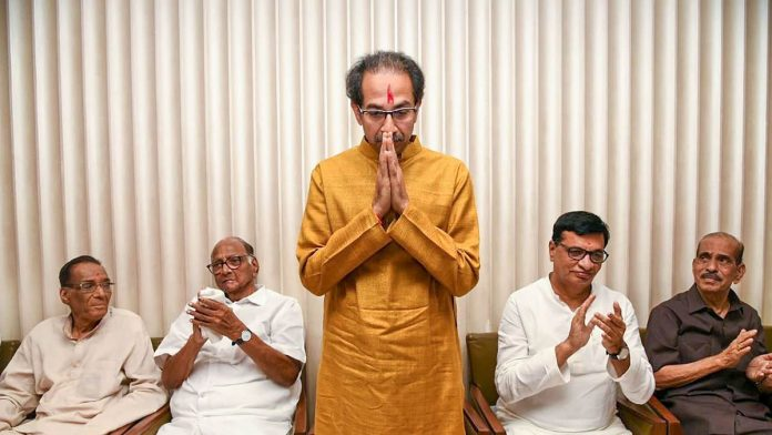 Uddhav aala: First Thackeray CM to be sworn in on Thursday