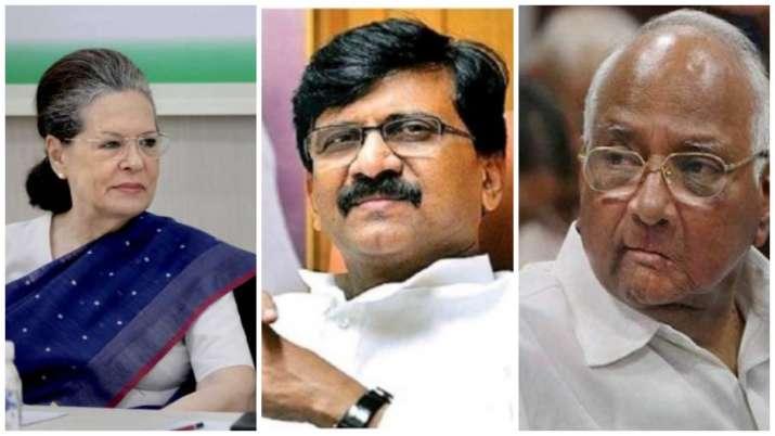 Maharashtra Govt Formation: As Sonia-Pawar meet, Sanjay