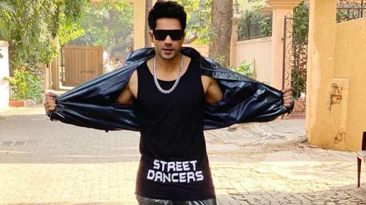 street dancer varun dhawan