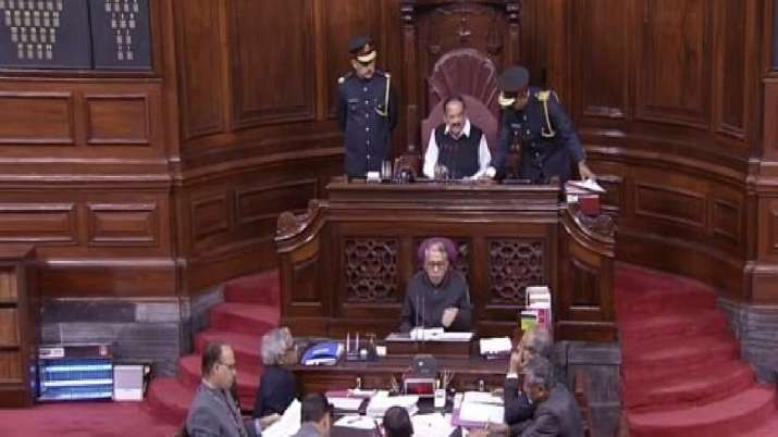 Rajya Sabha Chairman orders to revisit new dress for marshals