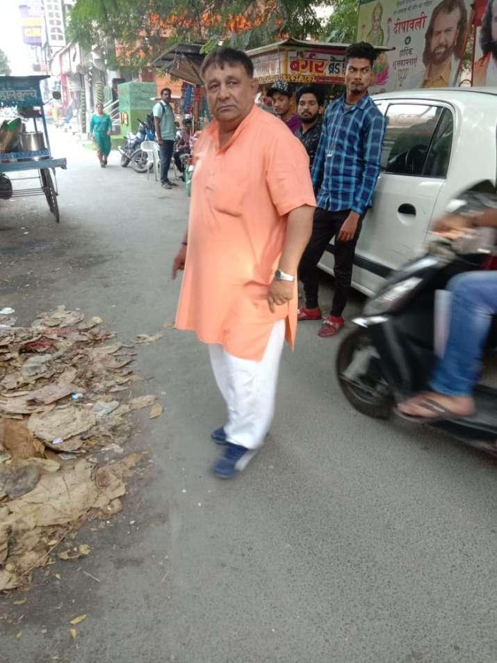 India Tv - The man accused of firing at Hans Raj Hans' office