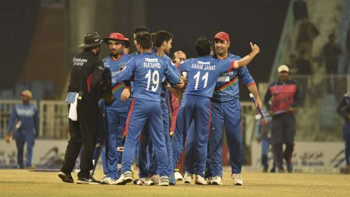 Afghanistan claimed the three-match T20I series 2-1 with a