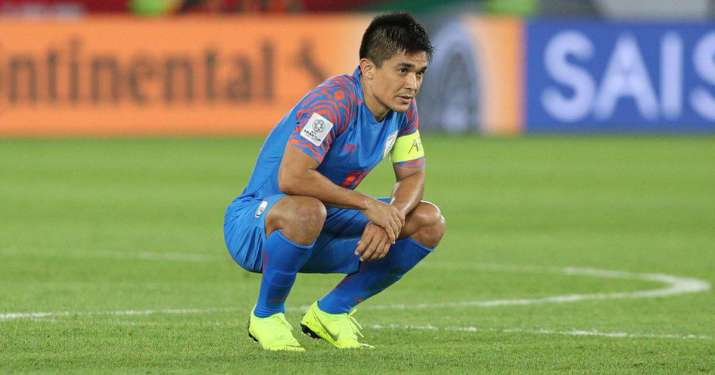 We utter nonsense: Sunil Chhetri fears what fans might hear during closed-door games