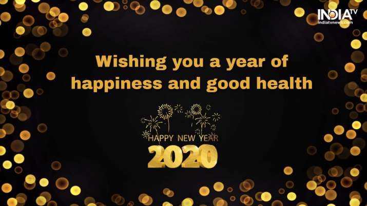 India Tv - Happy New Year 2020: Download the quotes that you should send