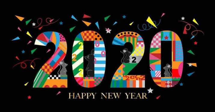 India Tv - Happy New Year 2020: Download pictures for Instagram and Snapchat