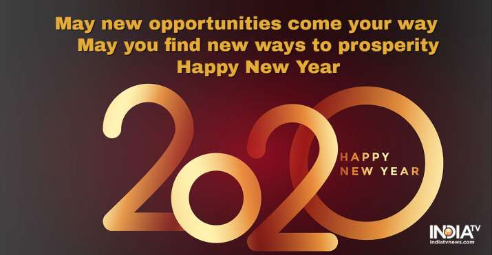 Happy New Year 2020 Download Images Pictures Hd