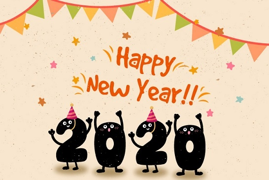 India Tv - Happy New Year 2020 HD Pictures Download- Animated New Year Pictures with Quotes