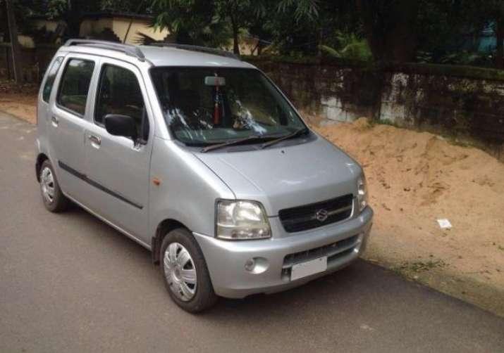 India Tv - WagonR first Generation