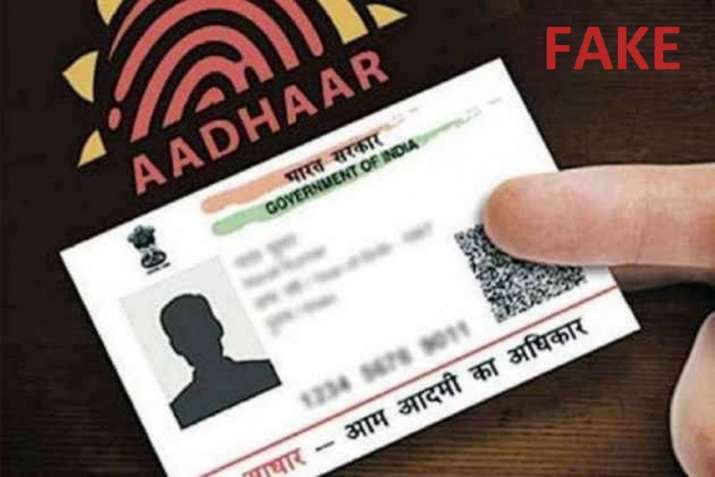 Bangladeshi arrested with fake Aadhaar, Indian voter cards