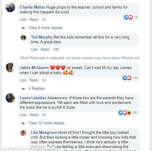 India Tv - Comments on the court's Facebook post
