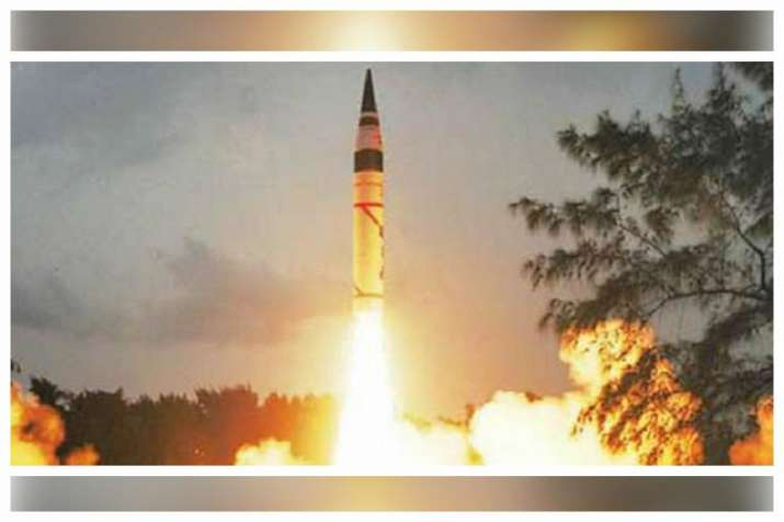 India conducts 1st night trial of nuclear capable Agni-III missile