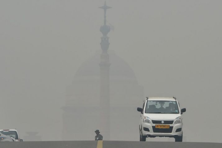 "Air quality in national capital remains in ""very poor"""