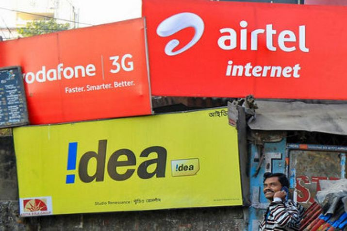 Telecom shares rise on proposal to fix floor price for data tariffs
