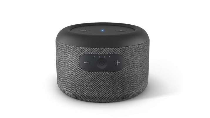 Amazon Echo Input Portable Smart Speaker Launched In India Technology News India Tv