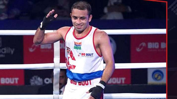 Have to keep putting in the hard yards for Tokyo Olympics: Amit Panghal