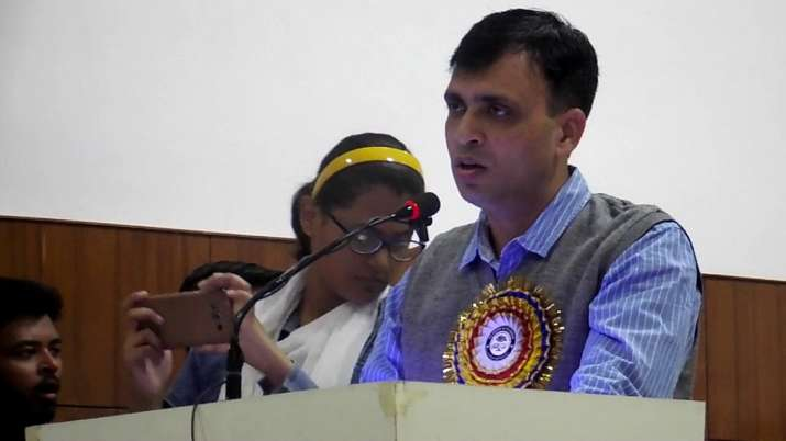 A file photo of IPS officer Abdul Hamid