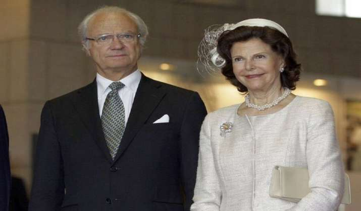 King, Queen of Sweden arrive in Delhi on five-day India