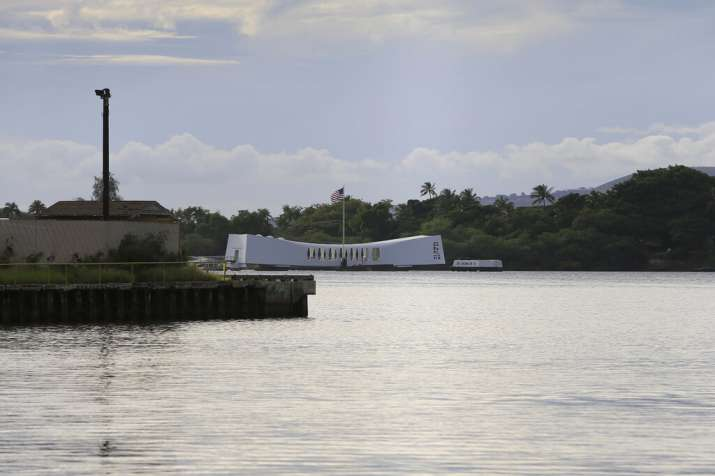 Pearl Harbour military base attack