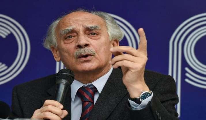 Former Union minister Arun Shourie hospitalised