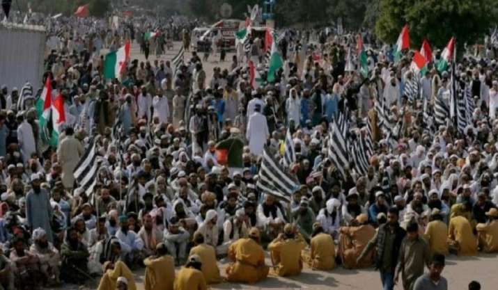 Azadi March cost Pak govt over $1.5million