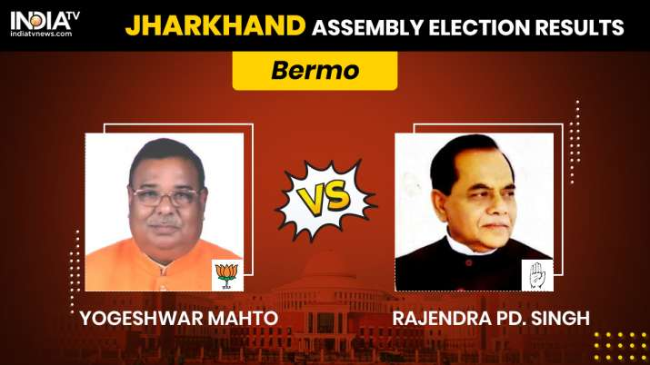 Bermo Constituency Result 2019 Live: