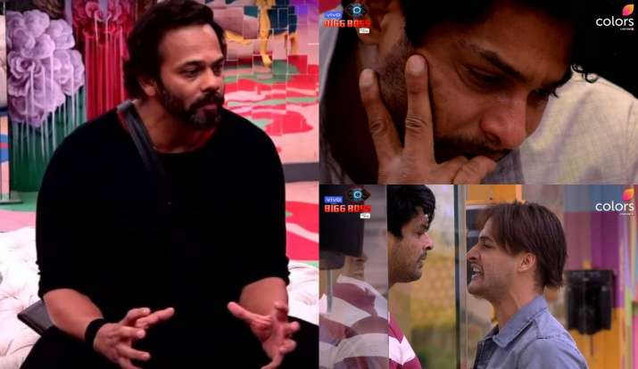 Bigg Boss 13 December 28 Highlights Rohit Shetty Enters The