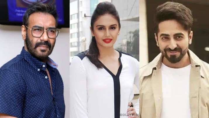 Ayushmann Khurrana, Ajay Devgn, Huma Qureshi and others react to CAA protests