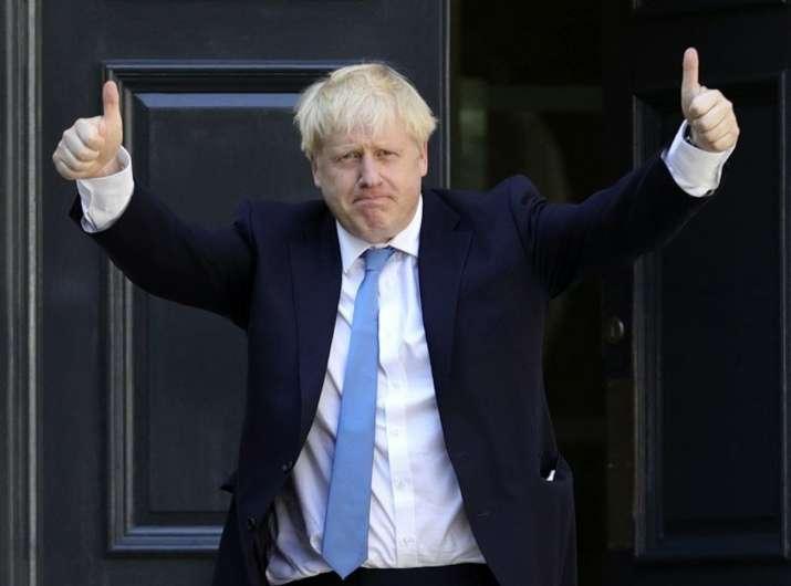 India Tv - Boris Johnson