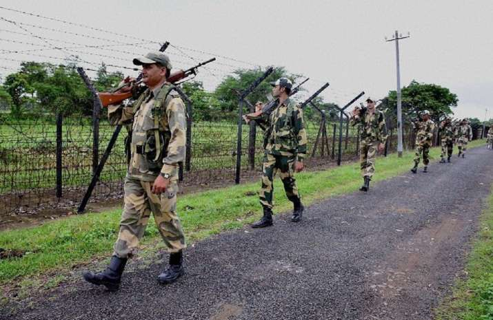 Anti-India forces trying to create trouble in Kashmir checked by BSF: MoS Home