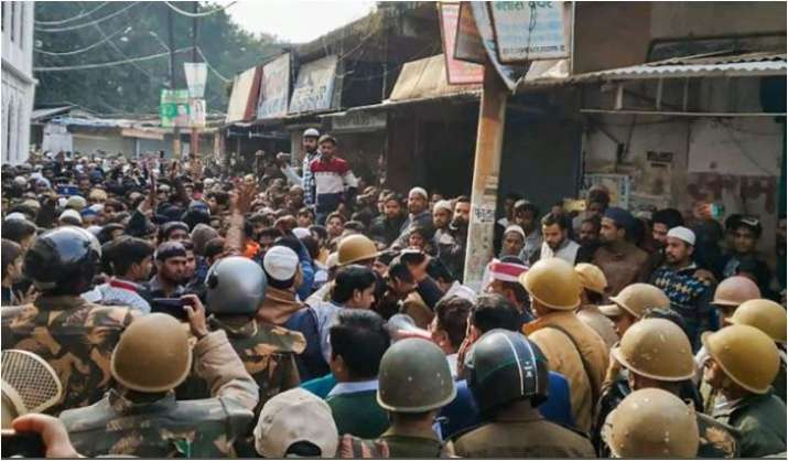 India Tv - Anti-CAA stir