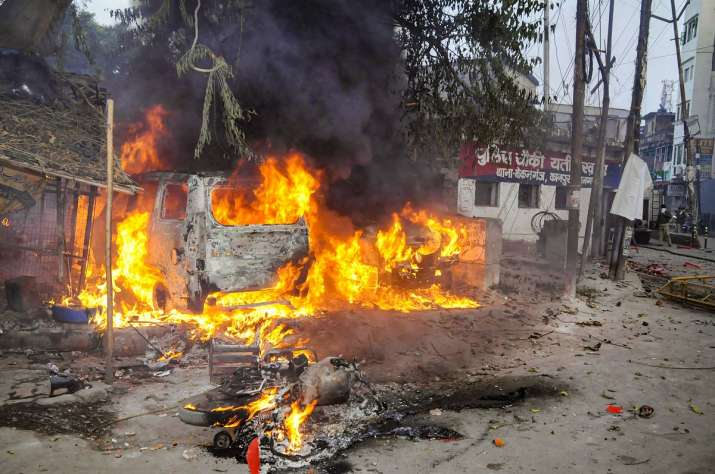 SIT to probe anti-CAA violence in UP