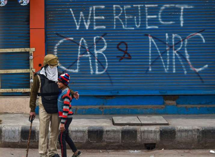 Don't panic, situation under control: UP Police after violent protest over CAA