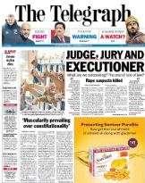 India Tv - The Telegraph