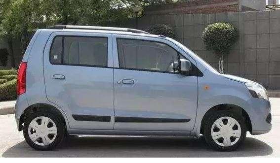India Tv - Maruti WagonR LPG