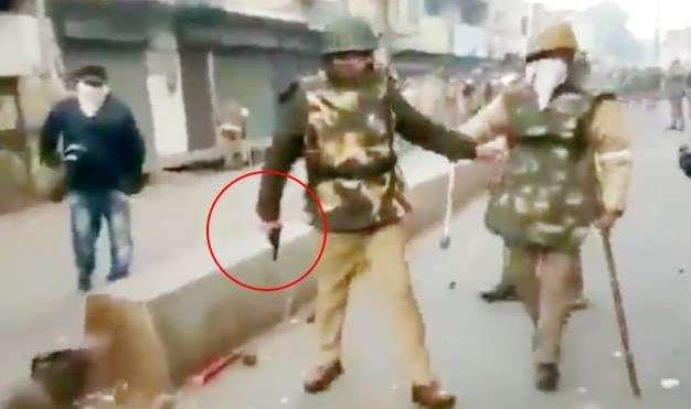 Video shows cop firing, contrary to UP DGP claims