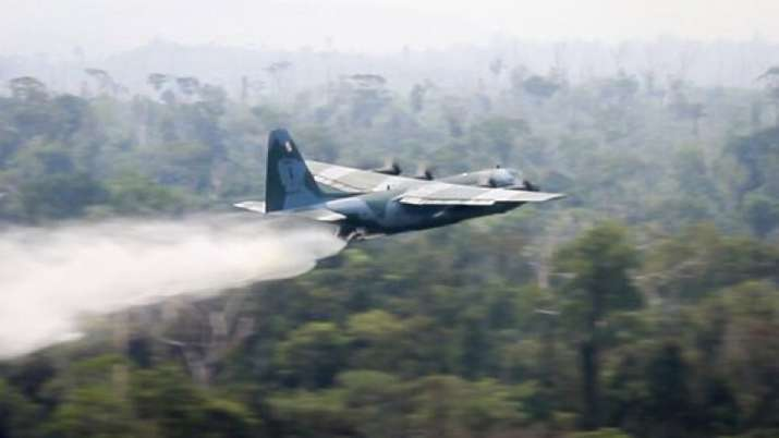 Chile military plane goes missing