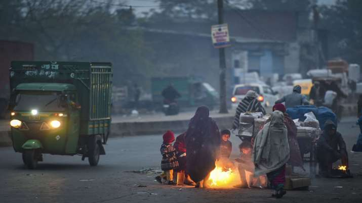 Freezing cold wave continues in Punjab, Haryana; Ludhiana