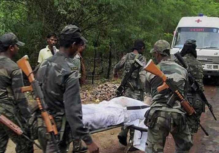 2 CRPF men killed, 2 injured in Jharkhand fratricide