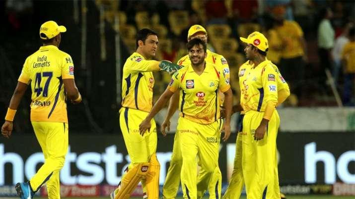 IPL 2020: Full squad of Chennai Super Kings