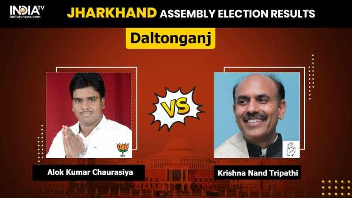 Daltonganj Constituency result 2019