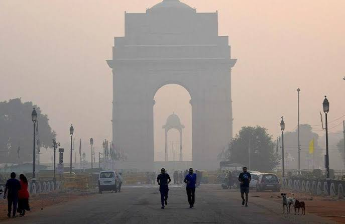 'Very poor' air quality in Delhi for 7th day