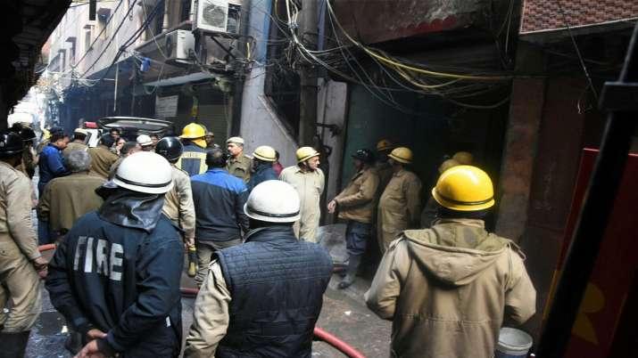President Kovind, PM Modi, others condole deaths in Delhi blaze