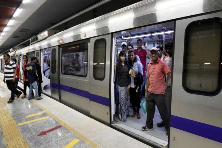 Delhi Metro/File Image