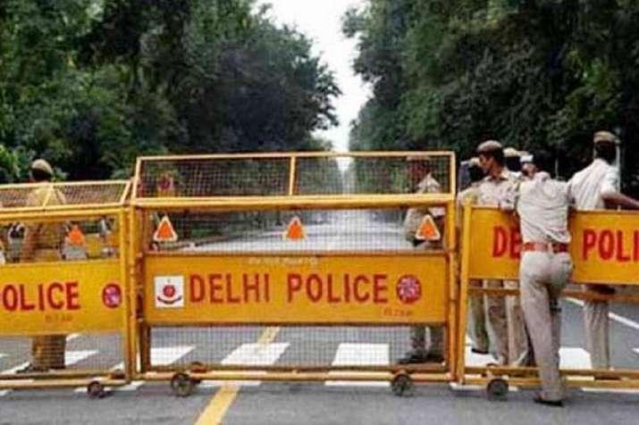 Delhi police assault cases