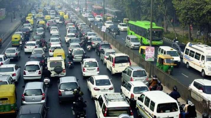 Delhi Traffic Police advisory