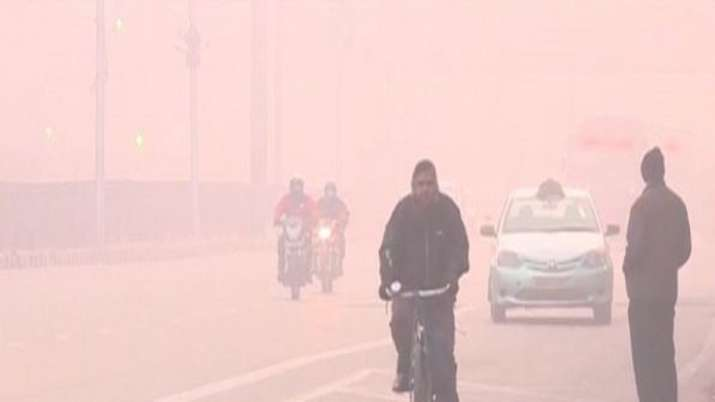 Minimum temperature drops by 1-2 notches in parts of Rajasthan, dense fog affects traffic
