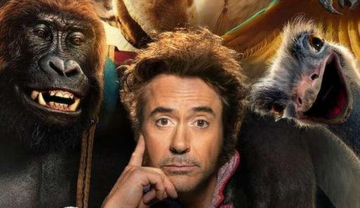 Robert Downey Jr, Dolittle